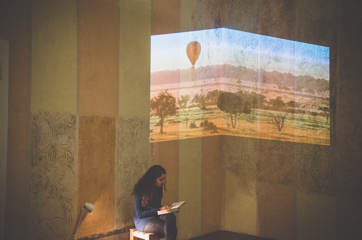 Dogodek ob svetovnem dnevu poezije - Zemljepesništvo
